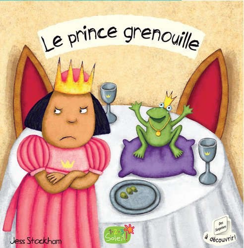 9782359900187: LE PRINCE GRENOUILLE + CD
