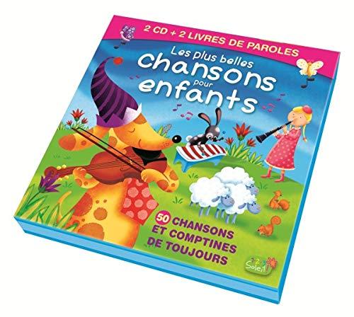 PLUS BELLES CHANSONS POUR ENFANTS - COFF: CHARBONNEAU ISABELLE