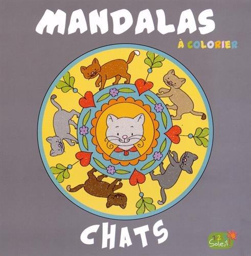 9782359901108: Chats : Mandalas à colorier