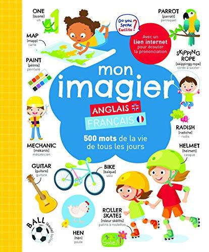 9782359903126: Mon imagier francais - anglais