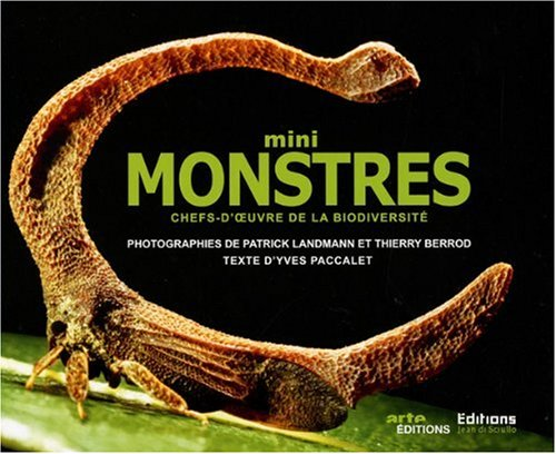 9782360000012: Mini monstres (French Edition)