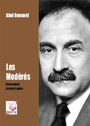 9782360060696: Les Moderes
