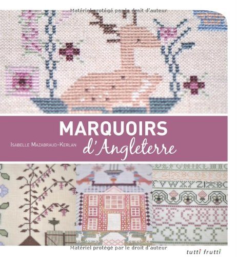 9782360090006: Marquoirs d'Angleterre (French Edition)