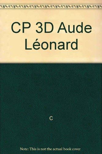 9782360110087: CP 3D Aude Léonard