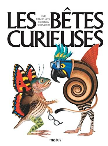 9782360110186: Les B�tes Curieuses