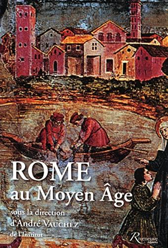 9782360130146: ROME AU MOYEN AGE