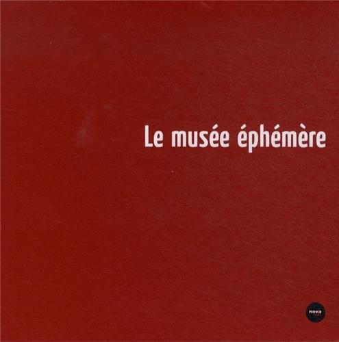 9782360150304: Le musée éphémère (French Edition)