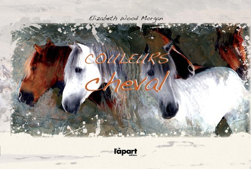 9782360350582: Couleurs cheval
