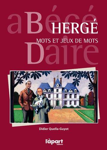 9782360351015: HERGE, MOTS ET JEUX DE MOTS
