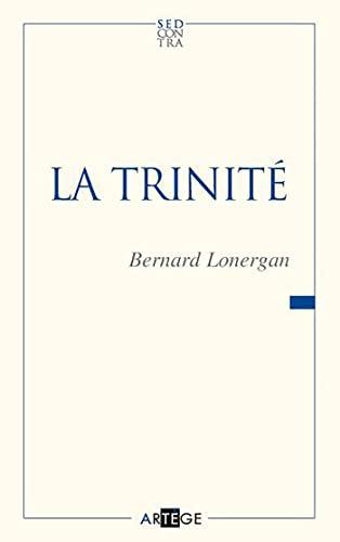 9782360400270: La Trinité (Sed Contra)