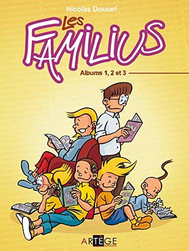 9782360400478: Les Familius - Le coffret des 3 premiers volumes