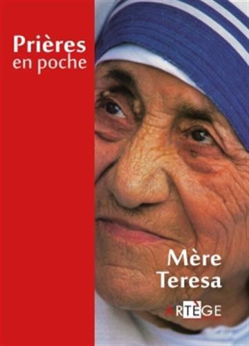 9782360400584: Prières en poche - Mère Teresa