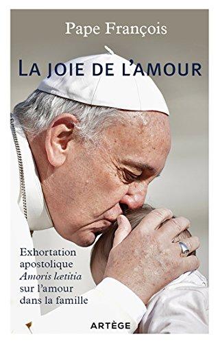 9782360401819: La joie de l'amour. Exhortation apostolique Amoris laetitia sur l'amour dans la famille (French Edition)