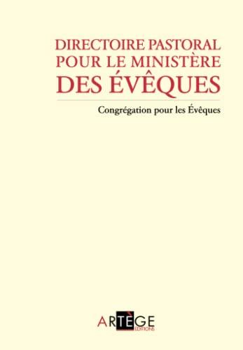9782360402564: Directoire pastoral pour le ministère des évêques