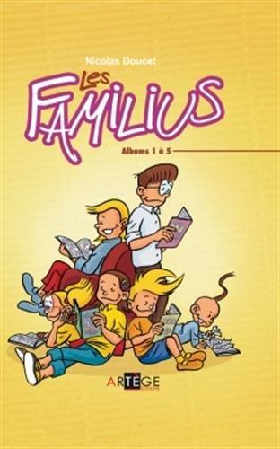 Coffret Familius volumes 1 à 5