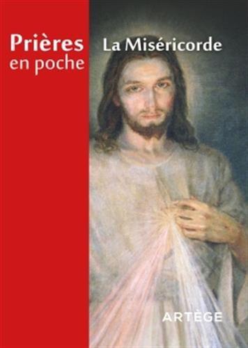 9782360405923: Pri�res en poche La Mis�ricorde