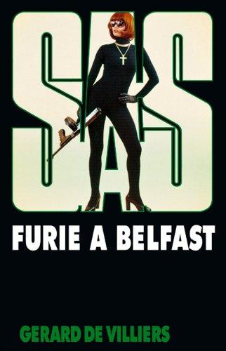 9782360531240: Sas 36 Gd Ft Furie a Belfast