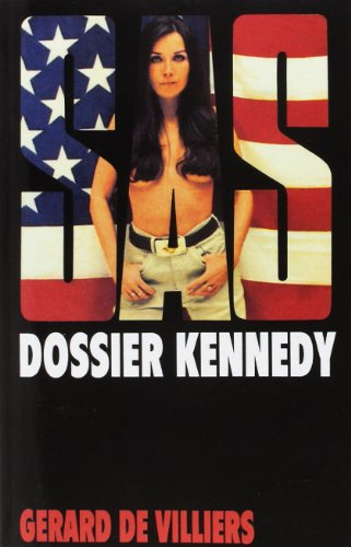 9782360531837: Sas 6 Gd Ft Dossier Kennedy