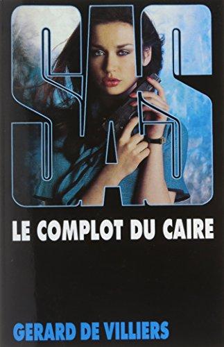 9782360531967: SAS 61 GD FT LE COMPLOT DU CAIRE