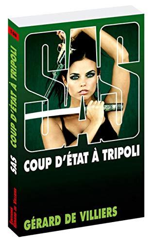 9782360535279: SAS 108 Coup d'Etat à Tripoli