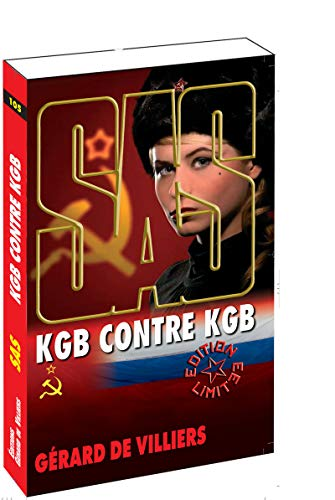 9782360535729: SAS 105 : KGB contre KGB (French Edition)