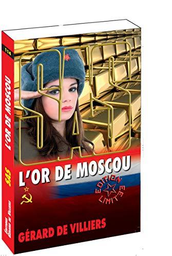 9782360535736: L'or de Moscou