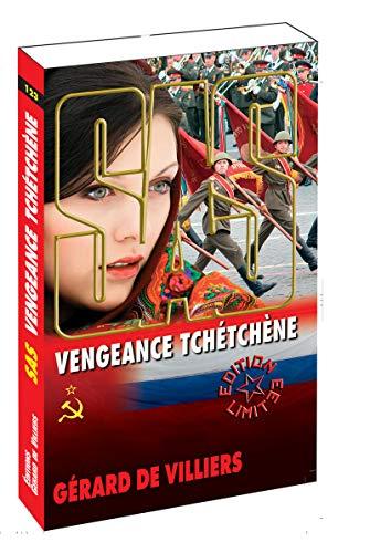 9782360535743: SAS 123 : Vengeance tchétchène (French Edition)