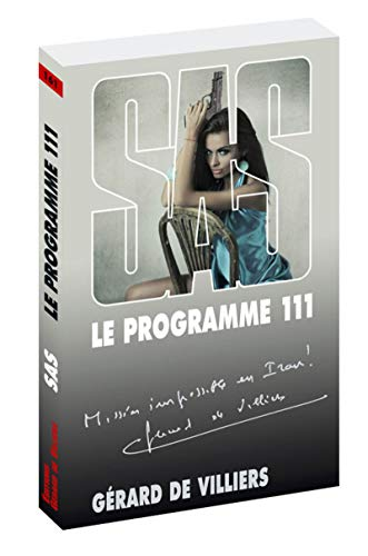 9782360535774: SAS 161 : Le programme 111 (French Edition)