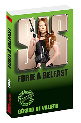9782360536108: SAS 36 FURIE A BELFAST (French Edition)