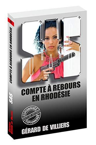 9782360536160: Compte à rebours en Rhodésie