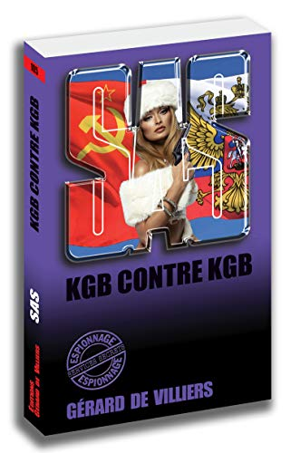 9782360537396: SAS 105 KGB contre KGB