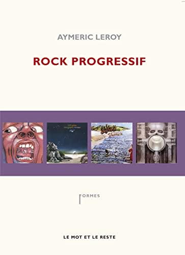 9782360540037: Rock progressif (French Edition)
