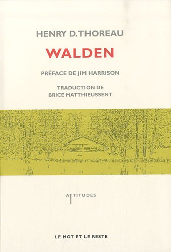 9782360540129: Walden (French Edition)