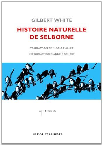 9782360540280: Histoire naturelle de Selborne (French Edition)