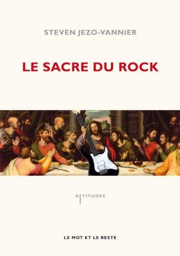 Sacre du rock (Le): Jezo-Vannier, Steven