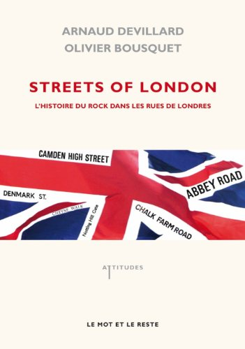 9782360540716: Streets of London (French Edition)