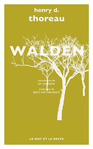 9782360542734: Walden