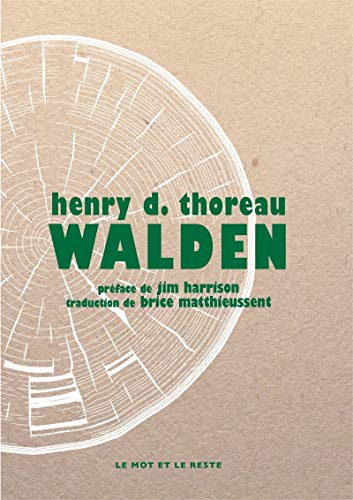 WALDEN (LITTERATURES) (French Edition) - THOREAU, Henry D.