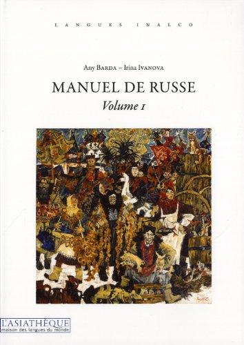 Manuel de russe : Tome 1 (1CD audio MP3)