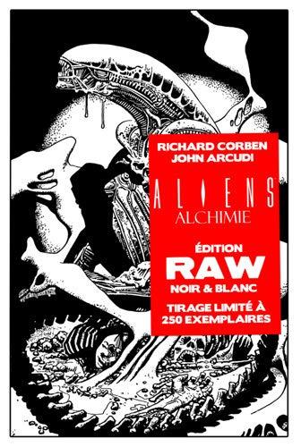9782360740727: Aliens Alchimie raw