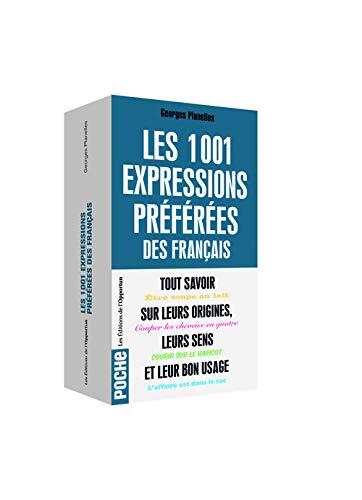 9782360754441: 1001 expressions préférées des Français - 2017