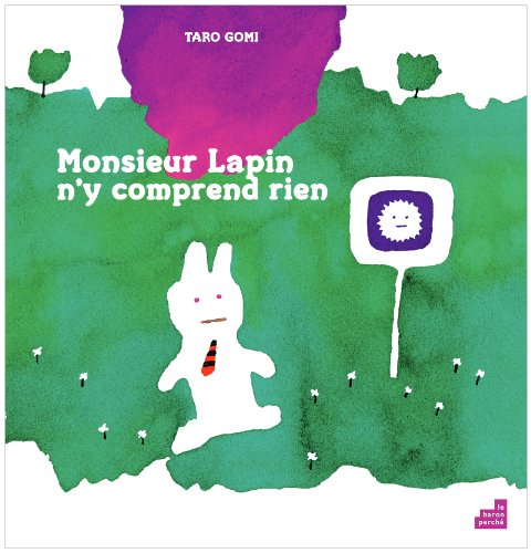 9782360800254: Monsieur Lapin n'y comprend rien (French Edition)