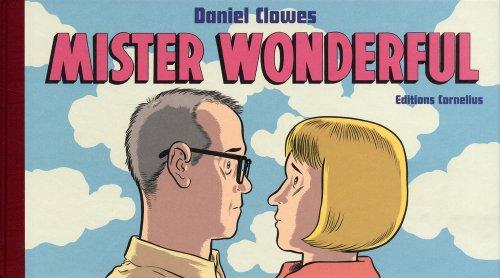 MISTER WONDERFUL: CLOWES DANIEL