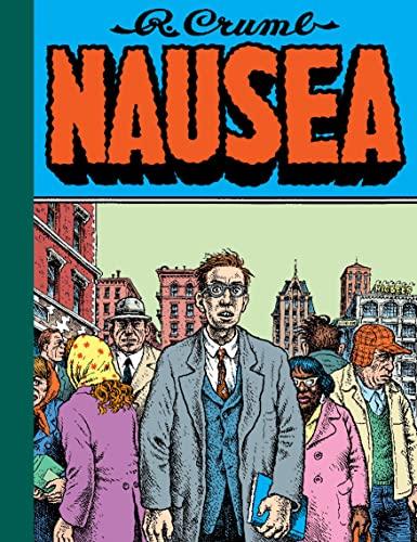nausea: Robert Crumb