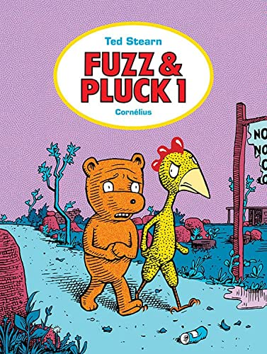 Fuzz et Pluck: Ted Stearn