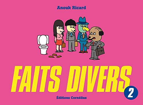 9782360811458: Faits divers, Tome 2 :