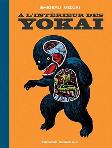 9782360811465: A l'intérieur des yokaï