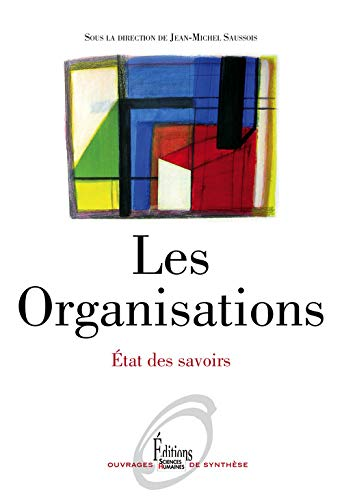 9782361060176: Les organisations (French Edition)
