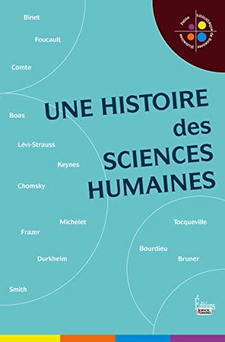 Une histoire des sciences humaines: Dortier, Jean-François