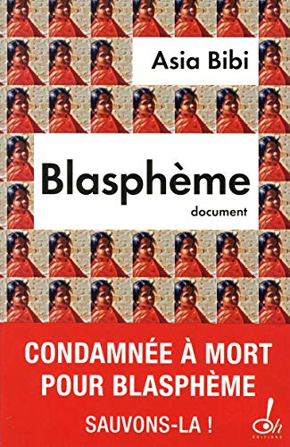 9782361070229: Blasphème (French Edition)
